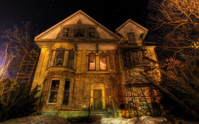 The Haunts Of Memphis; They Don't Just Come Out At Halloween