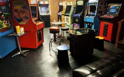 Nerd Alert Arcade Is Open And Brought Its Friend Nostalgia